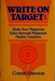 Cover of: Write on target