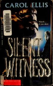 Cover of: Silent witness