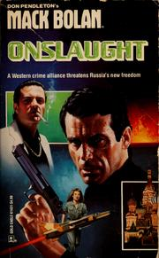 Cover of: Onslaught |