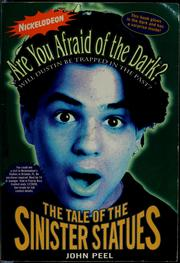 The Tale of the Sinister Statues (Are You Afraid of the Dark? #1)
