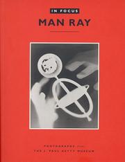Cover of: In Focus: Man Ray