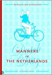Cover of: Manners in The Netherlands |