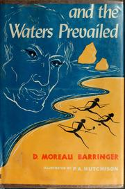 Cover of: And the waters prevailed