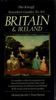 Cover of: Great Britain & Ireland by Michael Jacobs