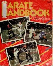 Cover of: Karate handbook