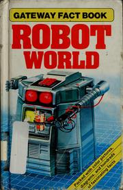 Cover of: Robot world | Mike Sharp