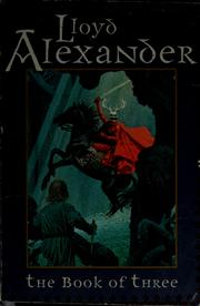 Cover of: The book of three