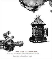 Cover of: Devices of wonder