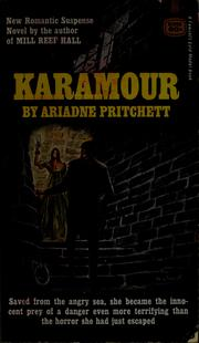 Cover of: Karamour | Ariadne Pritchett