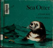 Cover of: Sea otter. | Julian May