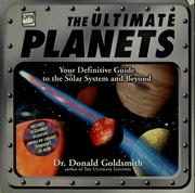 Cover of: The ultimate planets