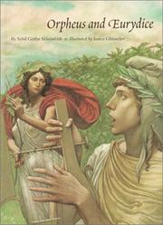 Cover of: Orpheus and Eurydice