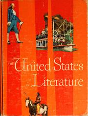 Cover of: The United States in literature