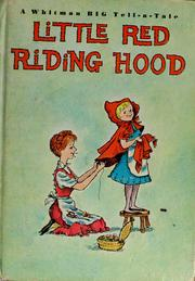 Cover of: Little Red Riding Hood | Mabel Watts