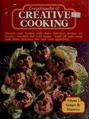 Cover of: Encyclopedia of creative cooking