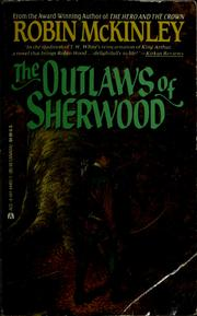 Cover of: The outlaws of Sherwood