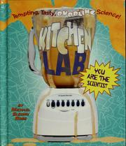 Cover of: Kitchen lab