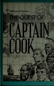 Cover of: The quest of Captain Cook