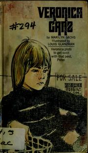 Cover of: Veronica Ganz