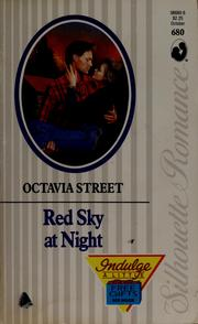 Cover of: Red sky at night | Octavia Street