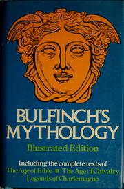 Cover of: Bulfinch's mythology illustrated | Bulfinch, Thomas, 1796-1867