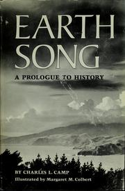 Cover of: Earth song