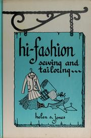 Hi-fashion sewing and tailoring