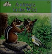 Cover of: Animals in the wild