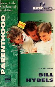 Cover of: Parenthood