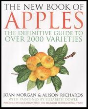 Cover of: The New Book of Apples |