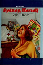 Cover of: Sydney, herself