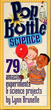 Cover of: Pop bottle science