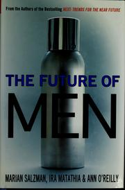 Cover of: The future of men