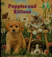 Cover of: Puppies and kittens | Fran Manushkin