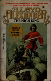 Cover of: The high king