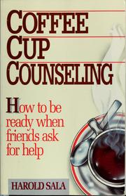 Cover of: Coffee cup counseling