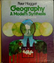 Cover of: Geography | Peter Haggett