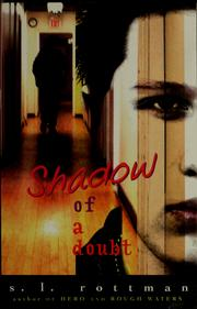 Cover of: Shadow of a doubt