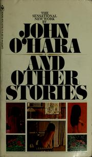 Cover of: And other stories