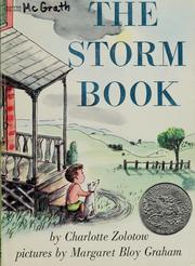 Cover of: The storm book