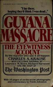 Guyana massacre