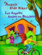 Cover of: Angels ride bikes and other fall poems | AlarcoМЃn, Francisco X.