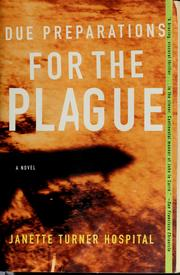 Cover of: Due preparations for the plague