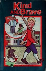 Cover of: Kind and brave
