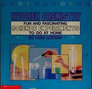 Cover of: Kitchen chemistry