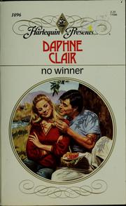 Cover of: No winner