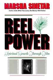 Cover of: Reel power by Marsha Sinetar