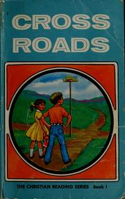 Cover of: Cross Roads | Laurel Hicks, Mike Davis