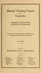 publisher portland cement association open library rh openlibrary org portland cement association stucco manual Portland Cement Association Skokie