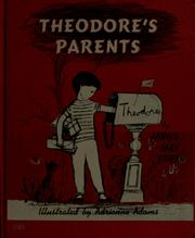 Cover of: Theodore's parents